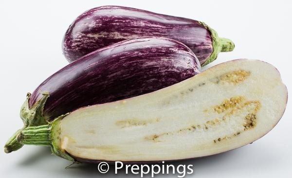 Ingredient Of The Day: Graffiti Eggplant