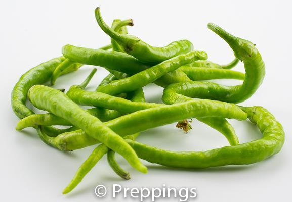 Fresh Guindilla Pepper