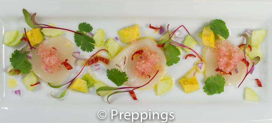 Seafood Crudo