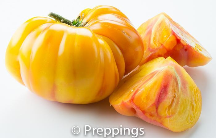 Ingredient Of The Day: Marvel Stripe Tomato