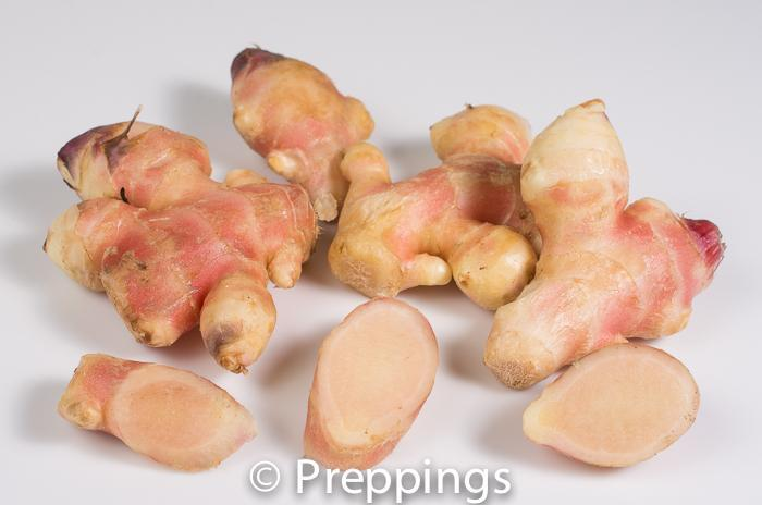 Ingredient Of The Day: Green Ginger