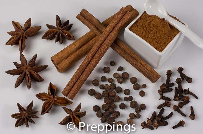 Baking Spices