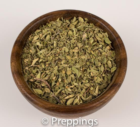 Dried Mexican Oregano