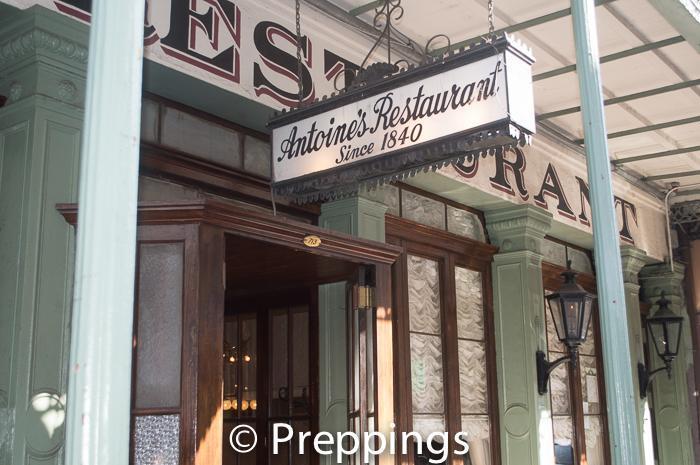 New Orleans: The Restaurants
