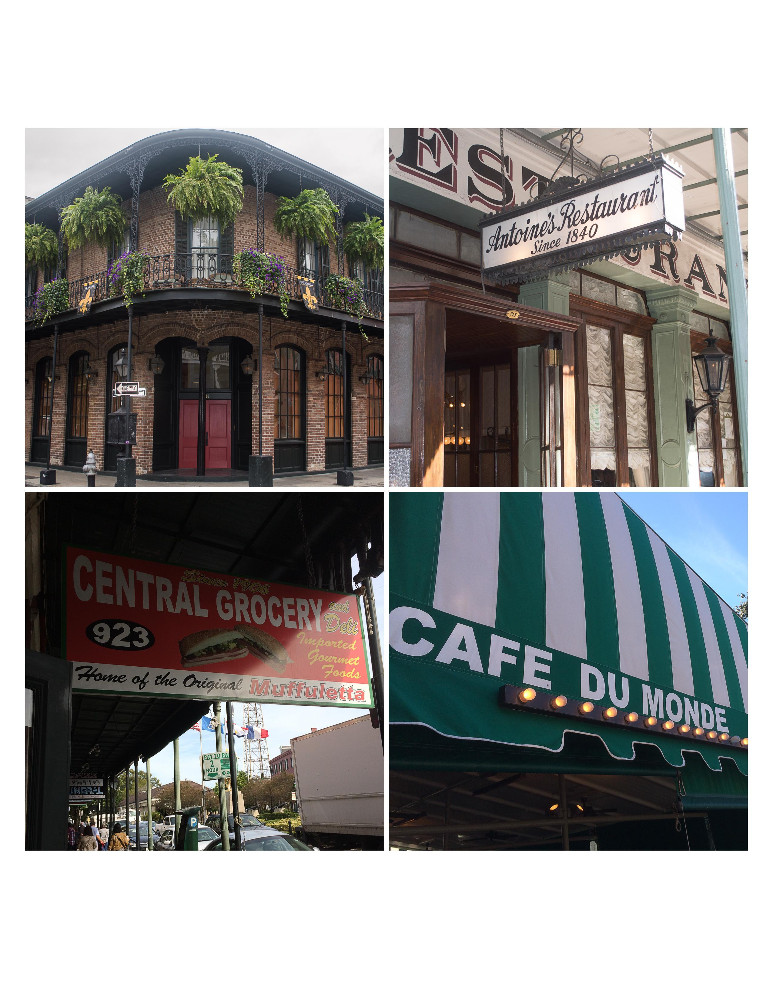 New Orleans: An Important Food City
