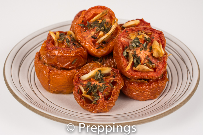 Ingredient Of The Day: Roasted Tomato