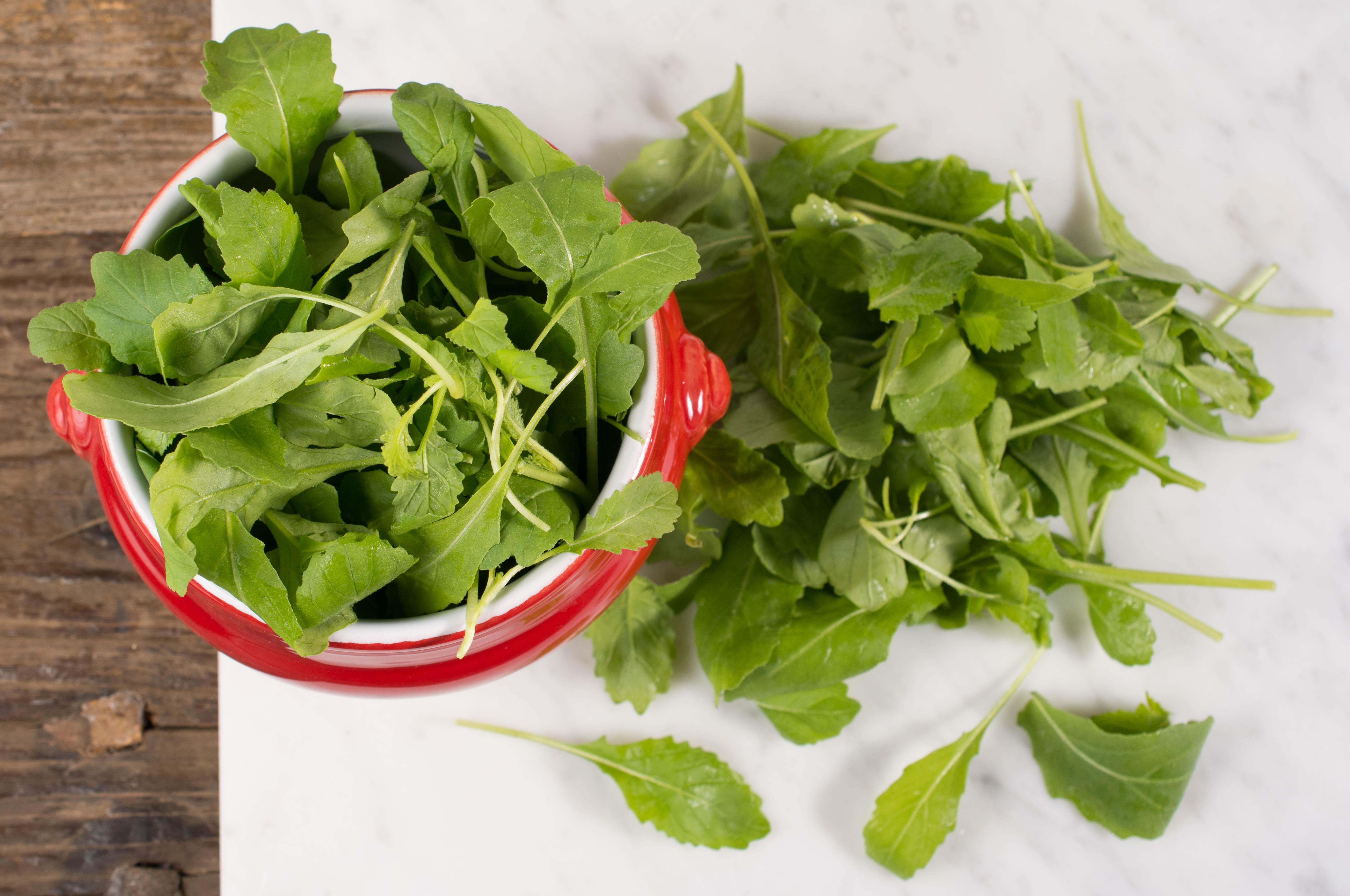 Ingredient Of The Day: Wasabi Arugula