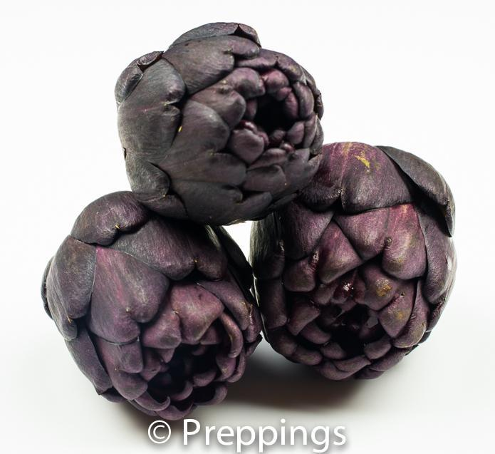 Ingredient Of The Day: Baby Purple Artichoke