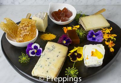 Cheese Plate Garnishes