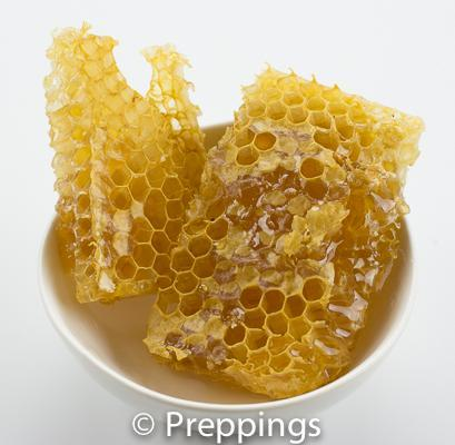 Ingredient Of The Day: Honeycomb