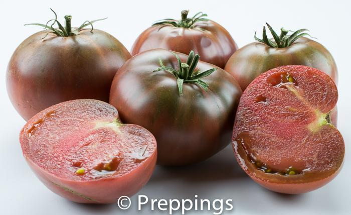 Ingredient Of The Day: Cherokee Purple Tomato