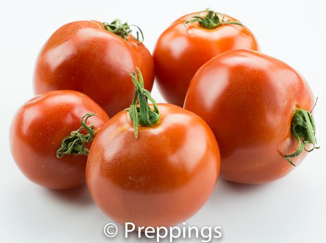 Ingredient Of The Day: Early Girl Tomato