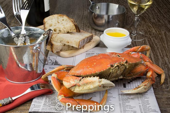 Ingredient Of The Day: Dungeness Crab