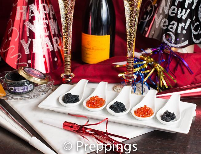 New Years Appetizer Ideas