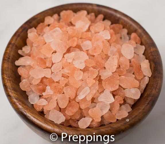 Ingredient Of The Day: Coarse Himalayan Pink Salt