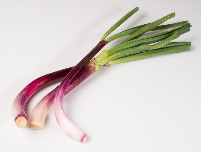 Ingredient Of The Day: Red Spring Onion