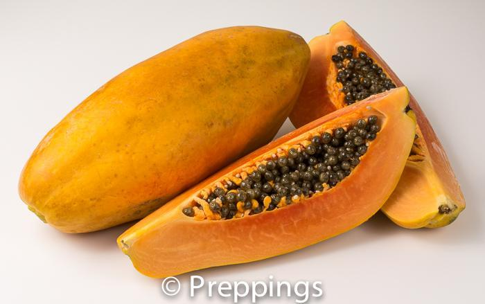 Ingredient Of The Day: Mexican Papaya