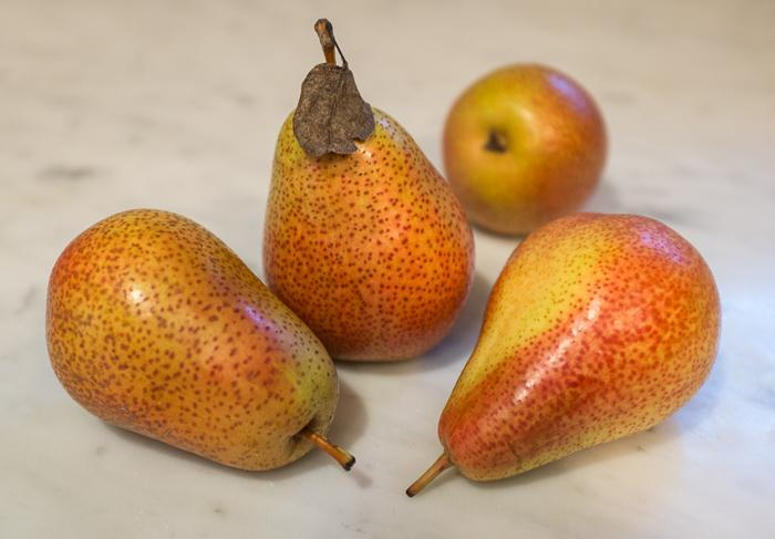 Ingredient Of The Day: Forelle Pear