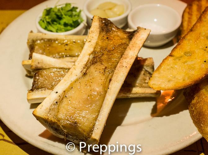 Ingredient Of The Day: Bone Marrow