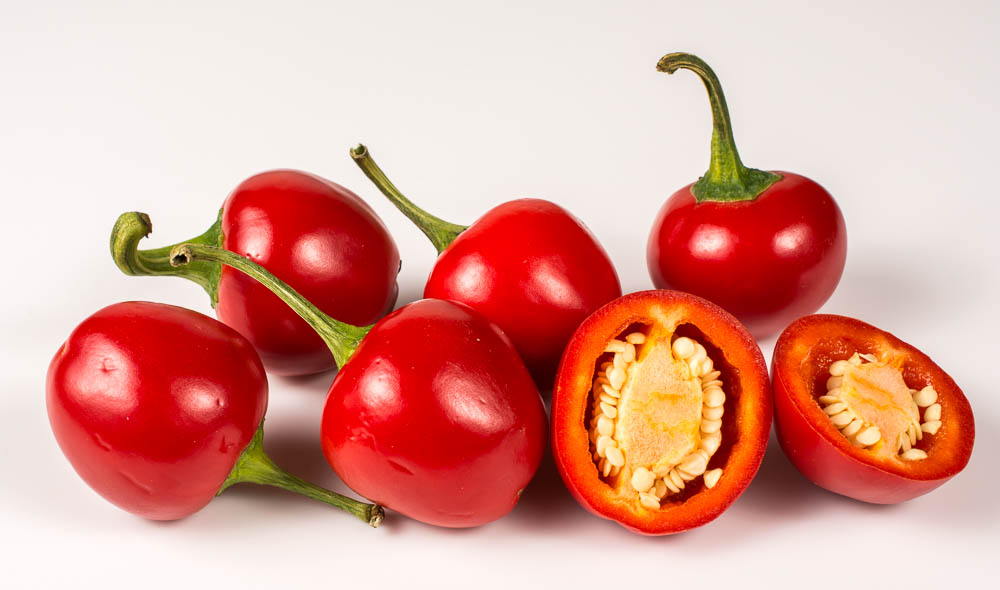 Red Cherry Chile Pepper